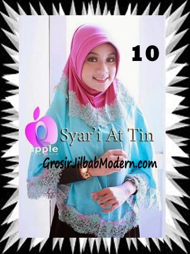 Jilbab Syria Syar'i At-Tin Exclusive by Apple Hijab Brand No 10