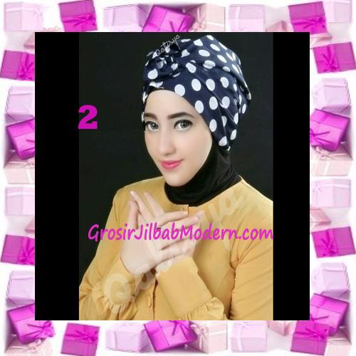 Turban Aisy Trendy & Chic Model Baru by Qalisya No 2