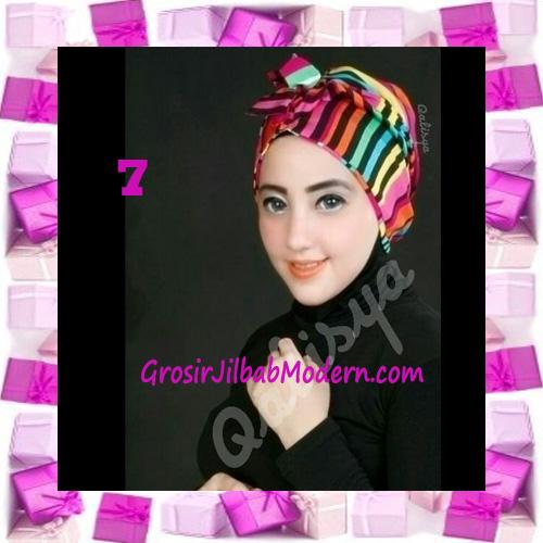 Turban Aisy Trendy & Chic Model Baru by Qalisya No 7