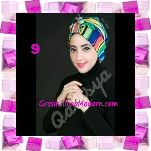 Turban Aisy Trendy & Chic Model Baru by Qalisya No 9