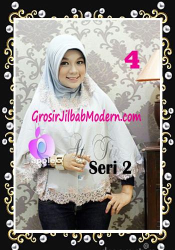 Jilbab Syar'i At Tin Exclusive Seri 2 by Apple Hijab Brand No 4
