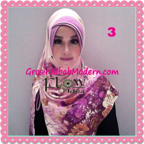 Jilbab Harian Syria Kerut Florence Cantik Original by Flow Idea No 3