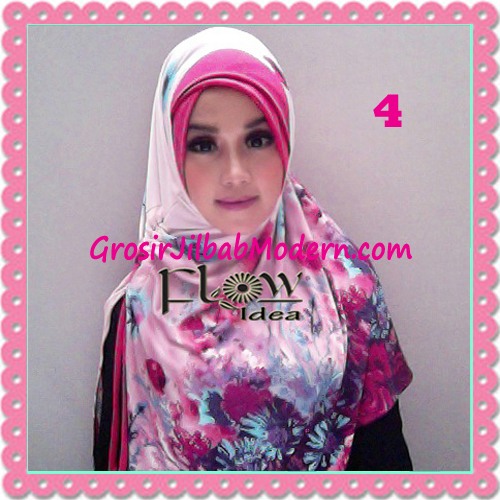 Jilbab Harian Syria Kerut Florence Cantik Original by Flow Idea No 4