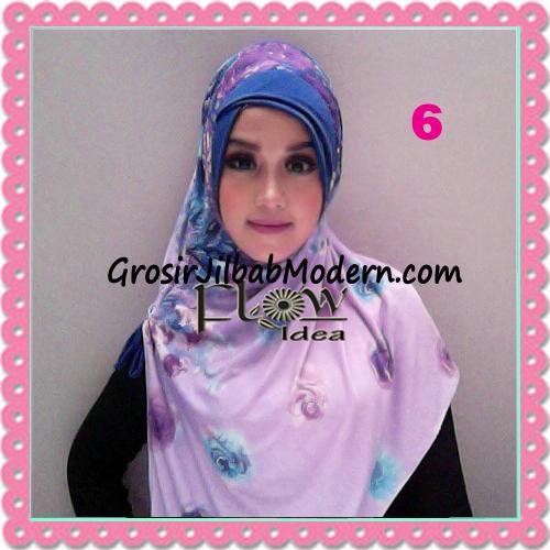 Jilbab Harian Syria Kerut Florence Cantik Original by Flow Idea No 6