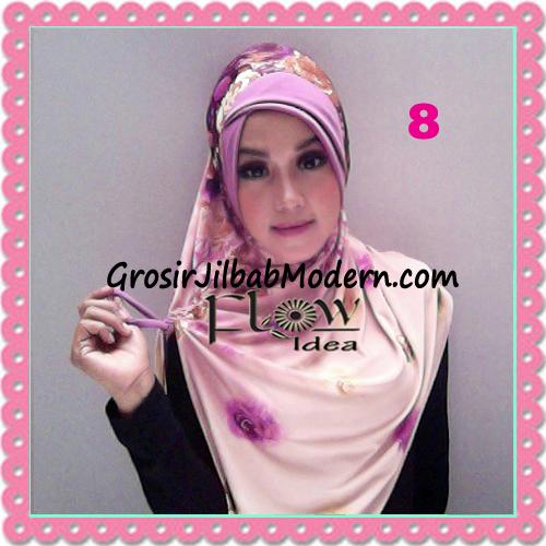 Jilbab Harian Syria Kerut Florence Cantik Original by Flow Idea No 8