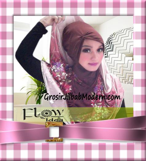 Jilbab Instant Hoodie Inner Maroko Terbaru Marhooda By Flow Idea - Cara Pemakaian