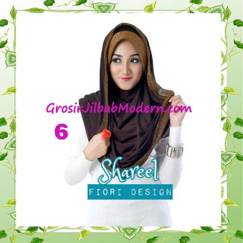 Jilbab Instant Simple Modis Syria Hoodie Shareel by Fiori Design No 6