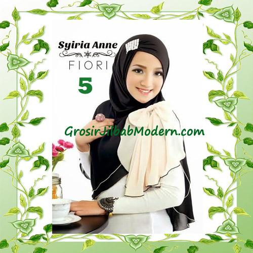 Jilbab Syria Modis Anne by Fiori Design No 5