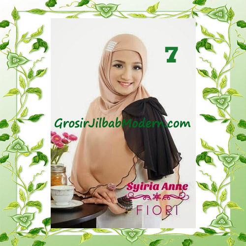 Jilbab Syria Modis Anne by Fiori Design No 7