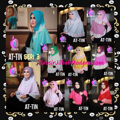 Jilbab Syar'i Exclusive At Tin Seri 3 by Apple Hijab Brand Series