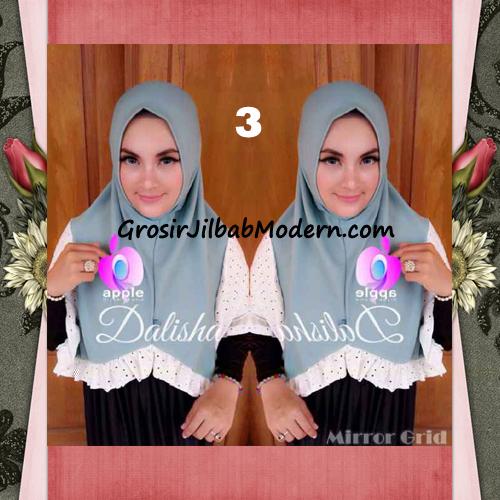 Jilbab Syria Cantik Dalisha by Apple Hijab Brand No 3 Telur Asin