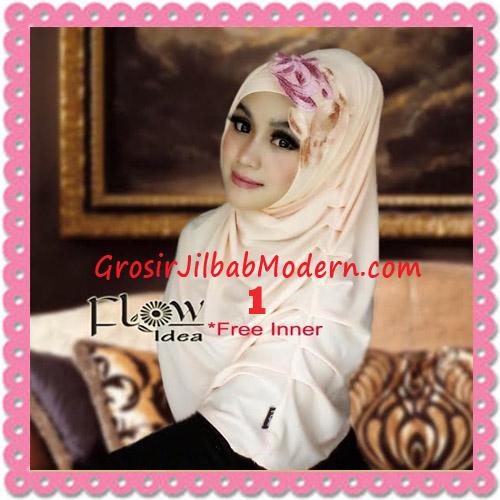 Jilbab Syria Modis Queenova Cantik Original by Flow Idea No 1 Salem