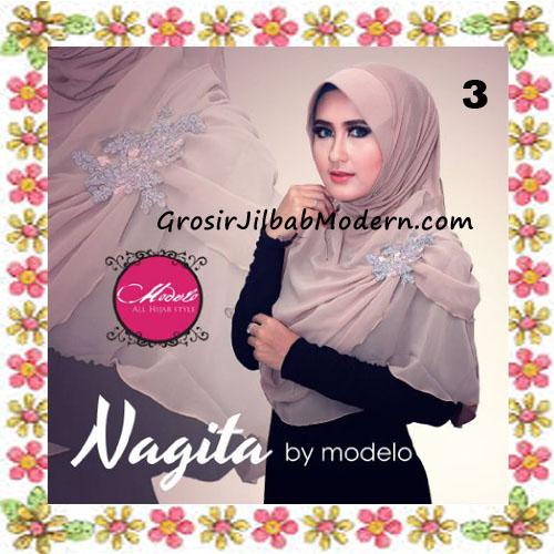 Jilbab Instant Terbaru Modis Nagita Original By Modelo No 3