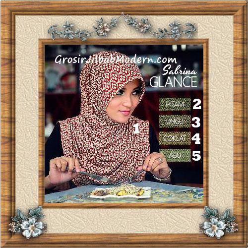 Jilbab Instant Modis Cantik Sabrina Glance