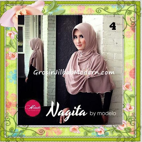 Jilbab Instant Terbaru Modis Nagita Seri 2 Original by Modelo no 4