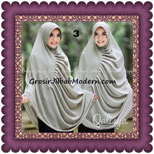 Hijab Cerutti Khimar Rafa Original by Qalisya No 3 Abu Tua
