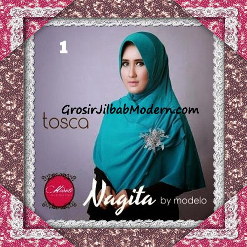 Hijab Instant Modis Trendy Nagita Seri 4 Original by Modelo No 1 Tosca