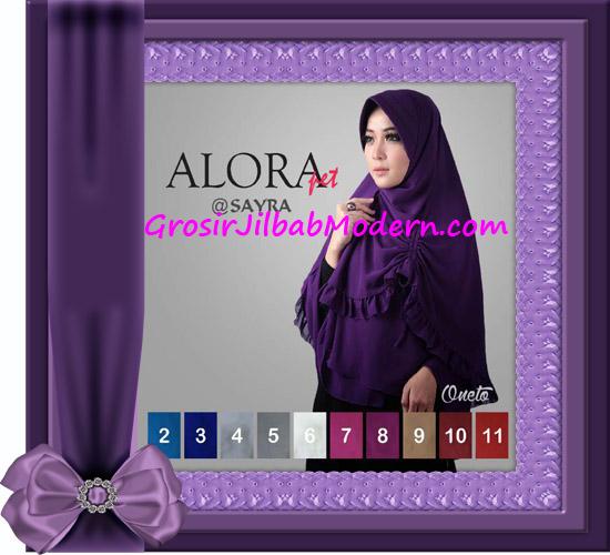 Jilbab Instant Cerutti Modis Alora Pet Original By Sayra Series
