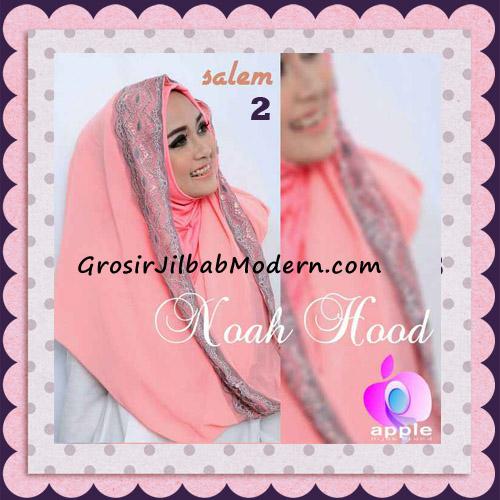 Jilbab Instant Modern Modis Noah Hoodie Original By Apple Hijab Brand No 2 Salem
