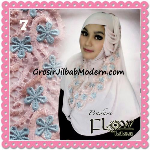 Jilbab Langsung Pakai Syria Pradani Simple Modis Original By Flow Idea No 7 Baby Pink
