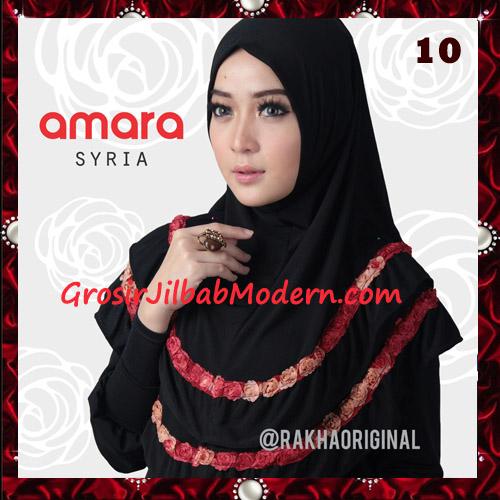Jilbab Modern Cantik Syria Amara Original By Rakha Brand No 10