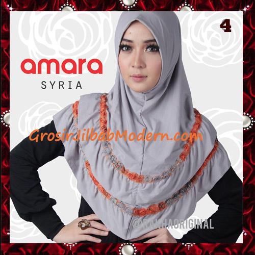 Jilbab Modern Cantik Syria Amara Original By Rakha Brand No 4