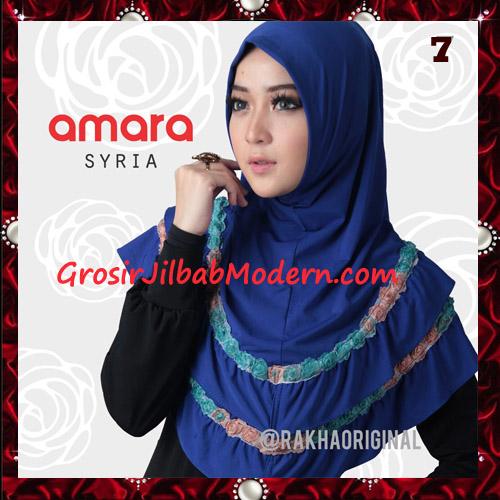 Jilbab Modern Cantik Syria Amara Original By Rakha Brand No 7