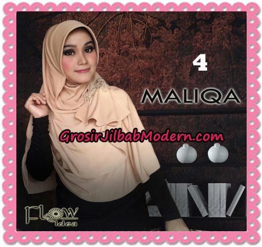 Jilbab Bergo Modis Syria Maliqa Original By Flow Idea No 4 Coksu