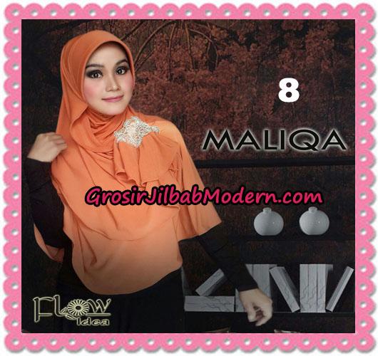 Jilbab Bergo Modis Syria Maliqa Original By Flow Idea No 8