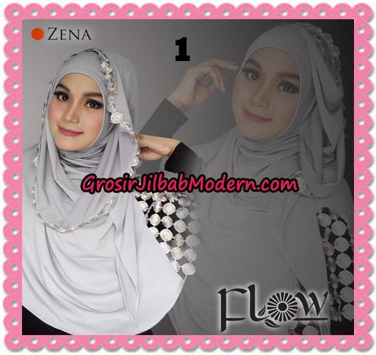 Jilbab Instant Modern Modis Syria Zena Original By Flow Idea No 1 Abu