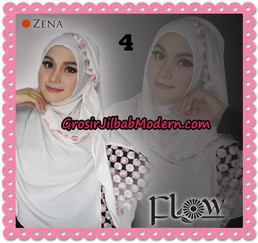 Jilbab Instant Modern Modis Syria Zena Original By Flow Idea No 4 Brokeh White
