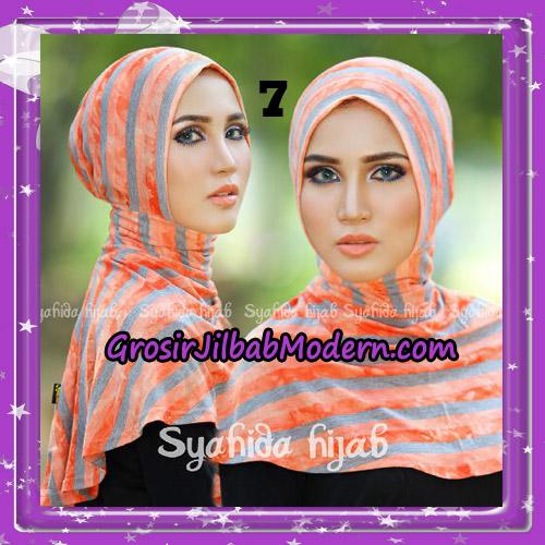 Dalaman Jilbab Ninja Anti Tembem ( Antem ) Lorek Original By Syahida Hijab Brand No 7
