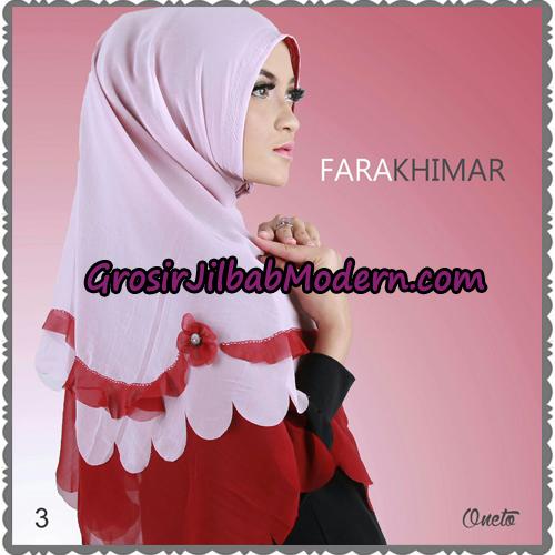Jilbab Instant Cerutti Cantik Fara Khimar Support By Oneto Hijab No 3