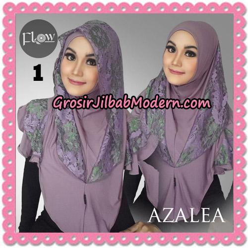 Jilbab Instant Trendy Cantik Syria Azalea Original By Flow Idea Brand No 1 Lavender