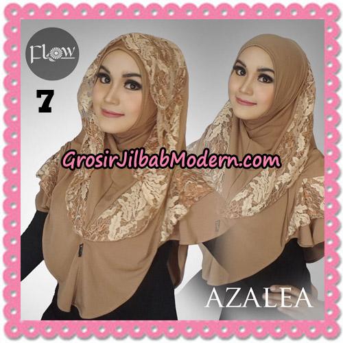 Jilbab Instant Trendy Cantik Syria Azalea Original By Flow Idea Brand No 7 Coksu