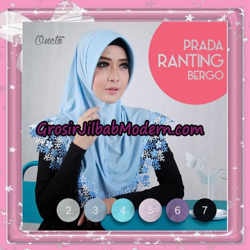 Jilbab Prada Ranting Bergo Support By Oneto Hijab