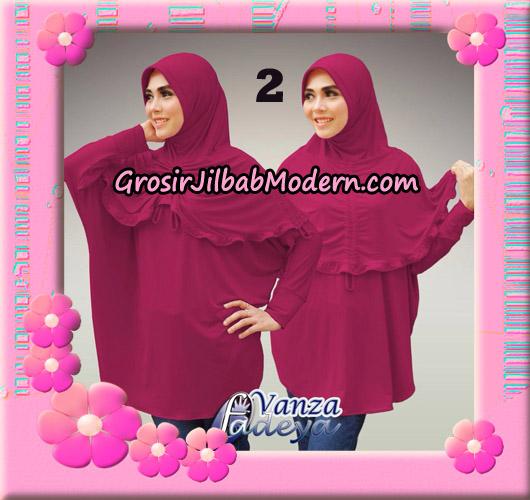Jilbab Bergo Lengan Vanza Original By Fadeya Brand No 2