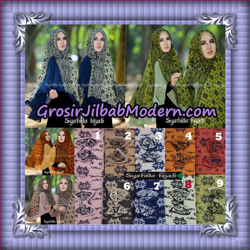 Jilbab Cerutti Non Pet Khimar Tenun Original By Syahida Hijab Brand