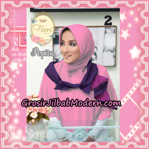 Jilbab Instant Modis Daily Pepita Original by Fiori Design No 2