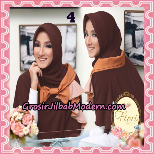 Jilbab Instant Modis Daily Pepita Original by Fiori Design No 4