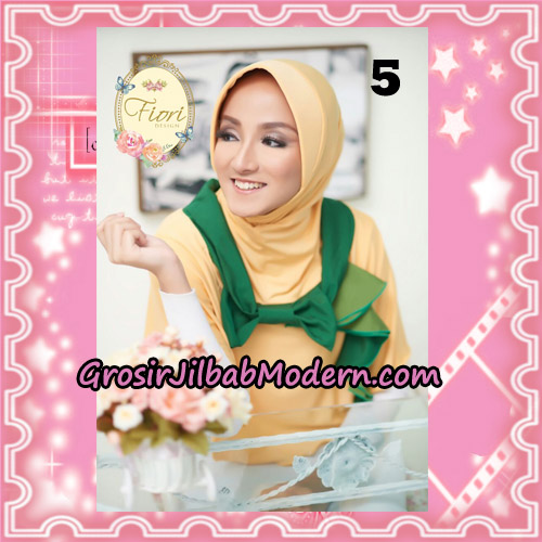 Jilbab Instant Modis Daily Pepita Original by Fiori Design No 5