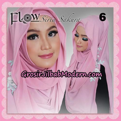 Jilbab Instant Modis Syria Sakura Original By Flow Idea No 6