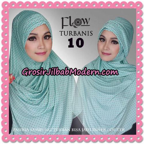 Jilbab Pasiria Turbanis Cantik Original by Flow Idea No 10