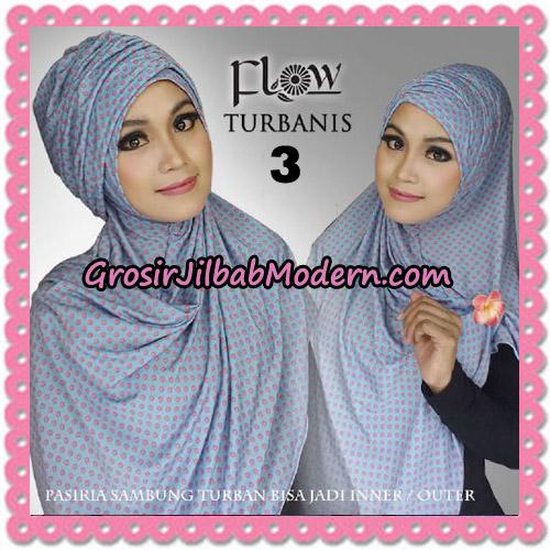 Jilbab Pasiria Turbanis Cantik Original by Flow Idea No 3