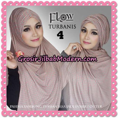 Jilbab Pasiria Turbanis Cantik Original by Flow Idea No 4