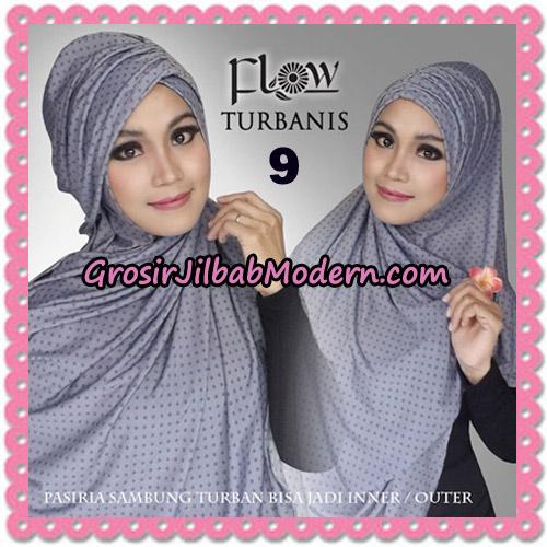 Jilbab Pasiria Turbanis Cantik Original by Flow Idea No 9