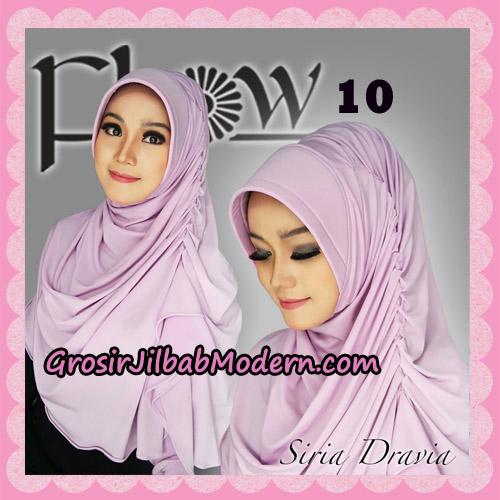 Jilbab Syria Pet Instant Dravia Original By Flow Idea No 10