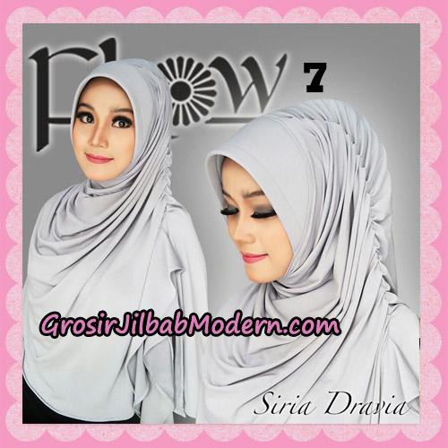 Jilbab Syria Pet Instant Dravia Original By Flow Idea No 7