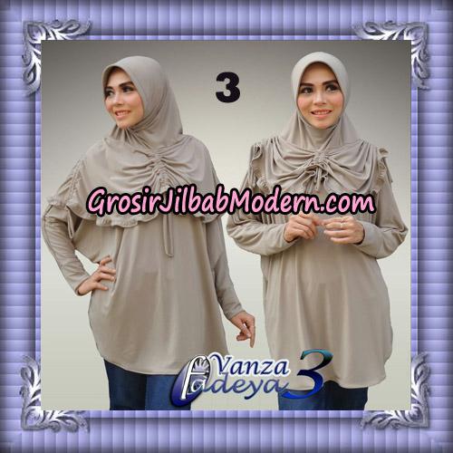 Jilbab Bergo Lengan Cantik Tunik Vanza Seri 3 Original By Fadeya Brand No 3