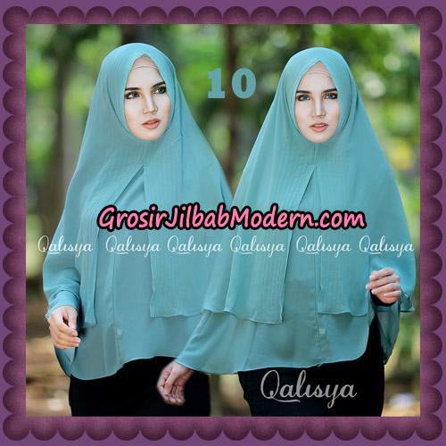 Jilbab Cerutti Khimar Azema Original by Qalisya Brand No 10